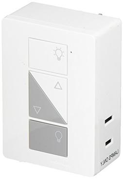 Lutron PD-3PCL-WH 300W Plug-in Rf Dimmer Electrical Distribu