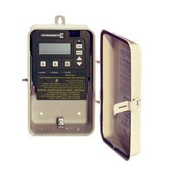 Intermatic PE153 Digital Time Clock In Metal Enclosure