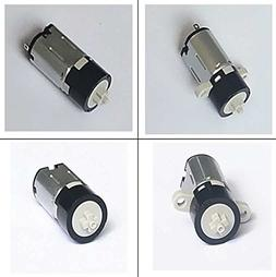 Firgelli Automations Plastic Gearbox Planetary DC Motor - OD