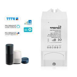 Sonoff Pow  ITEAD Smart WiFi Switch w/Power Consumption Moni