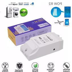 SONOFF POW R2 16A 3500W Wifi Switch Controller Real Time <fo