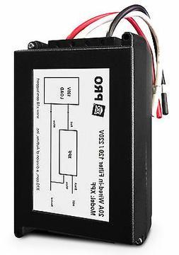 X10 PRO XPF 20A Wired-In Noise Filter w/ 2 Year Warranty