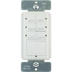 Defiant Push Button Digital Timer Countdown In-Wall