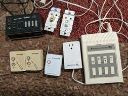 Radio Shack Vintage X-10 powerhouse home Automation gear