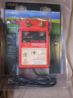 Zareba RED SNAP'R 33B 110V 2 Mile 110V AC ELECTRIC FENCE CON