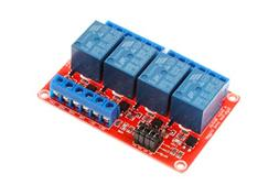 NOYITO 4-Channel Relay Module High Low Level Trigger With Op
