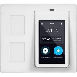 Wink Relay - Smart Home Touchscreen Control Panel - Intercom