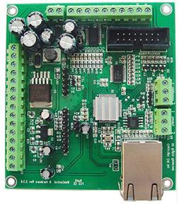 Remote network  monitor control temp humidity I/O WebControl
