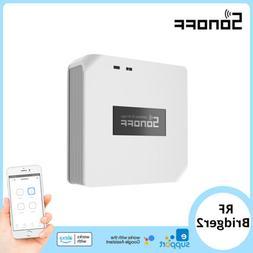 Sonoff RF Bridge WiFi 433MHz Wifi Remote Smart Switch DIY Ti