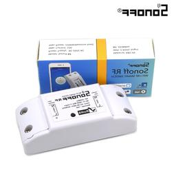 rf wifi smart switch 433mhz remote controller