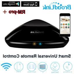 Broadlink RM Pro Black Smart Home Automation Universal Wifi