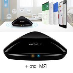 Broadlink RM Pro+ Smart Wireless RF WiFi/IR Remote Control S