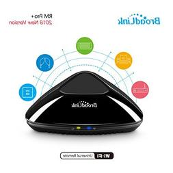 WiFi Smart Home Hub Broadlink RM Pro+ IR RF All in One Autom