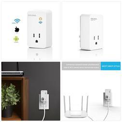 Ankuoo Router Reset Plug WiFiRestart Socket and Auto Monit