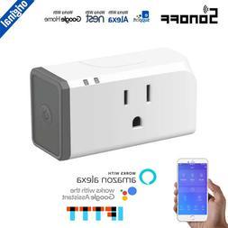 Sonoff S31 US 16A WIFI Smart Switch Socket APP Timer <font><