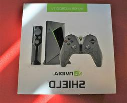 Nvidia-Shield TV 16 GB Streaming Media Player with Controlle