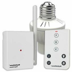 SkylinkHome SK-2 Plug-in & Screw-in Wireless Home Control Li