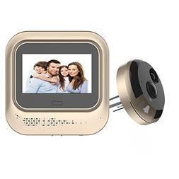 Smart cat eye Camera Electronic cat eye Video Doorbell Mobil