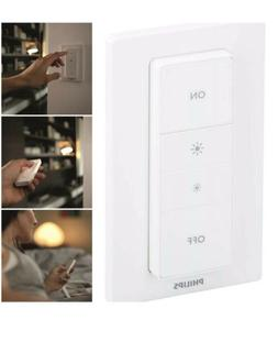 Philips Hue Smart Dimmer Switch with Remote (Installation-Fr