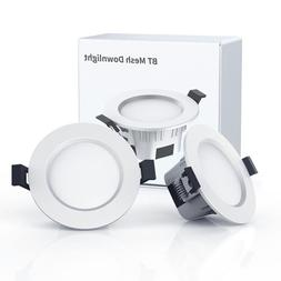 Smart Downlight Bluetooth Wifi Work With App Remote Control