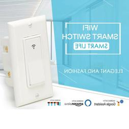 Smart Electric Switch 110-220v Remote Control Wifi Light For