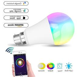 Smart <font><b>LED</b></font> <font><b>Bulb</b></font> wifi/