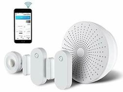 smart home automation hub monitoring smart devices