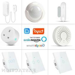 TUYA APP Smart Home Automation WiFi Sensor Detector Alarm Sy