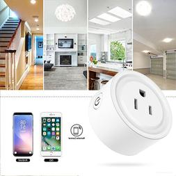 Smart Plug Wifi Socket <font><b>Power</b></font> <font><b>Mo