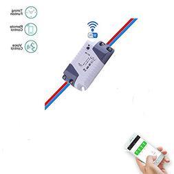 Smart Switch 5A- Wifi Remote Light Switch Universal Module R
