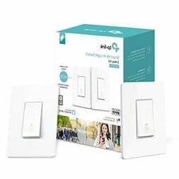 Kasa Smart Wi-Fi Light Switch, 3-Way Kit by TP-Link - Contro