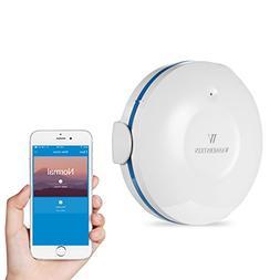 Smart Wi-Fi Water Sensor, Flood and Leak Detector – Alarm