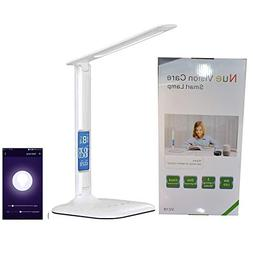 Smart WiFi Alexa Google Assistant Control LED Desk Lamp with