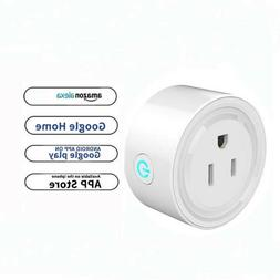 Smart WIFI Plug Socket Power Switch APP Remote Control Timer