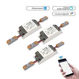 Smart Wifi Switches Wireless Relay Remote Control eMylo Ligh