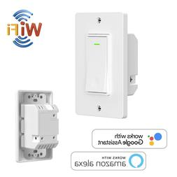 Smart WiFi US Switch Wall Smart <font><b>Home</b></font> <fo