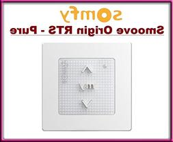 Somfy SMOOVE ORIGIN RTS 1 channel wall button / remote contr