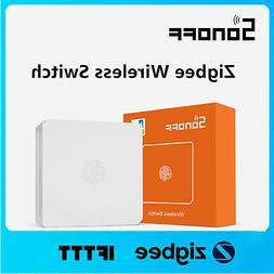 SONOFF SNZB-01 Zigbee Wireless Switch Home Automation Timer