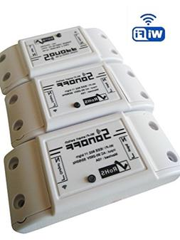 sonoff basic wireless wifi smart
