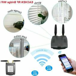Sonoff RF Bridge WiFi 315/433 MHz Dual Wireless Smart Hub Ho