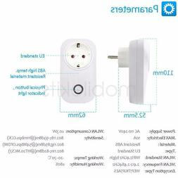 Sonoff S20 WIFI Smart APP Remote Control Timer Socket EU Plu