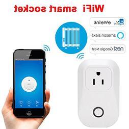 Sonoff S20 Wifi Wireless RemoteTimer Power Smart Plug for Ho