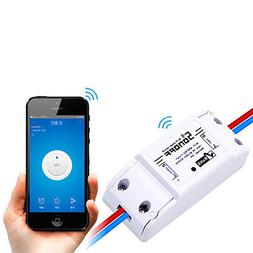Sonoff Switch Universal Smart Home Automation Module Timer W