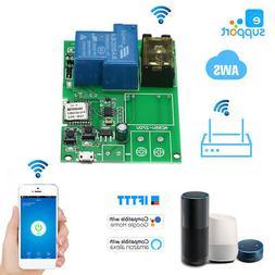 Sonoff USB DC5V 30A Wifi Switch Wireless Relay Module Smart