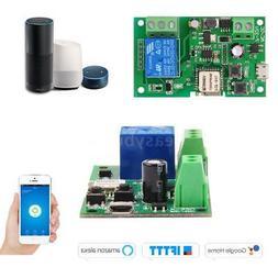eWeLink Wifi Switch Relay Module Smart Home Automation Modules Timer Alexa W9M8