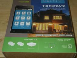 INSTEON Starter Kit Home Remote Control System Hub & 2 Modul