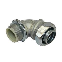 "Appleton STB-90100 1"" 90° Insulated Liquidtight Connector M"