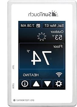 SunTouch WiFi Enabled Touchscreen Programmable Thermostat Mo
