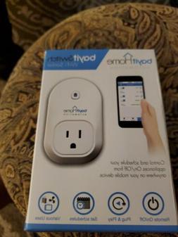 Bayit Switch Wi-Fi Socket, Wi-Fi Switch, BH1810 Control and