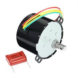 uxcell Synchronous Motor AC 110V 50/60Hz 6W 100/120RPM Outpu